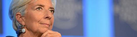 La directora gerent del Fondo Monetari Internacional, imputada en un cas de corrupció. © Foto FMI