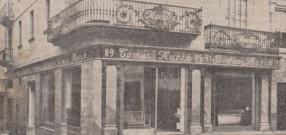 Carrer Rojas Clemente de Valéncia, desaparegut